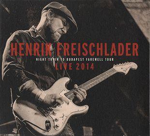Henrik Freischlader - Discography (2006-2016)