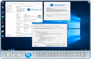 Windows 10 Enterprise LTSB 1607 Office16 by OVGorskiy 08.2016 2DVD (x86-x64) (2016) Rus