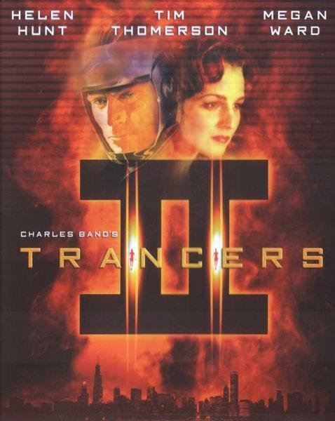 Трансеры 2: Возвращения Джека Дета / Полицейские будущего / Trancers II: The Return of Jack Deth / Future Cop (1991) BDRemux 1080p