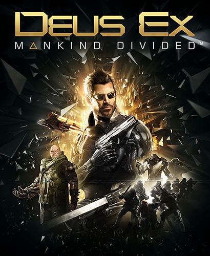 Deus Ex: Разделённое Человечество | WEBRip 720p | D