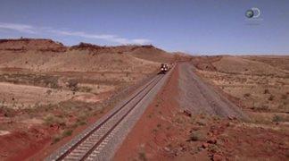 Discovery. Железная дорога Австралии / Railroad Australia [01-06] (2016) HDTVRip