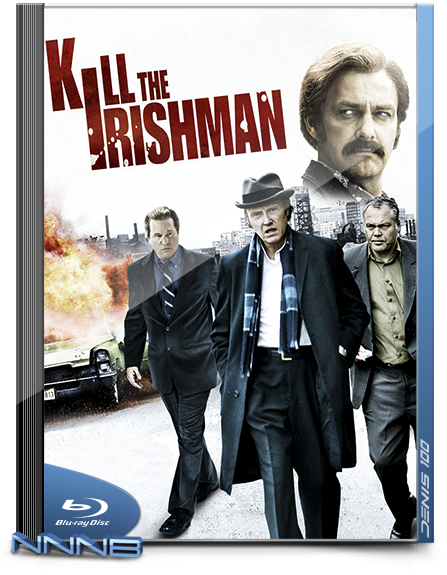 Ирландец / Kill the Irishman (2011) BDRip 720p от NNNB | P, A, L1