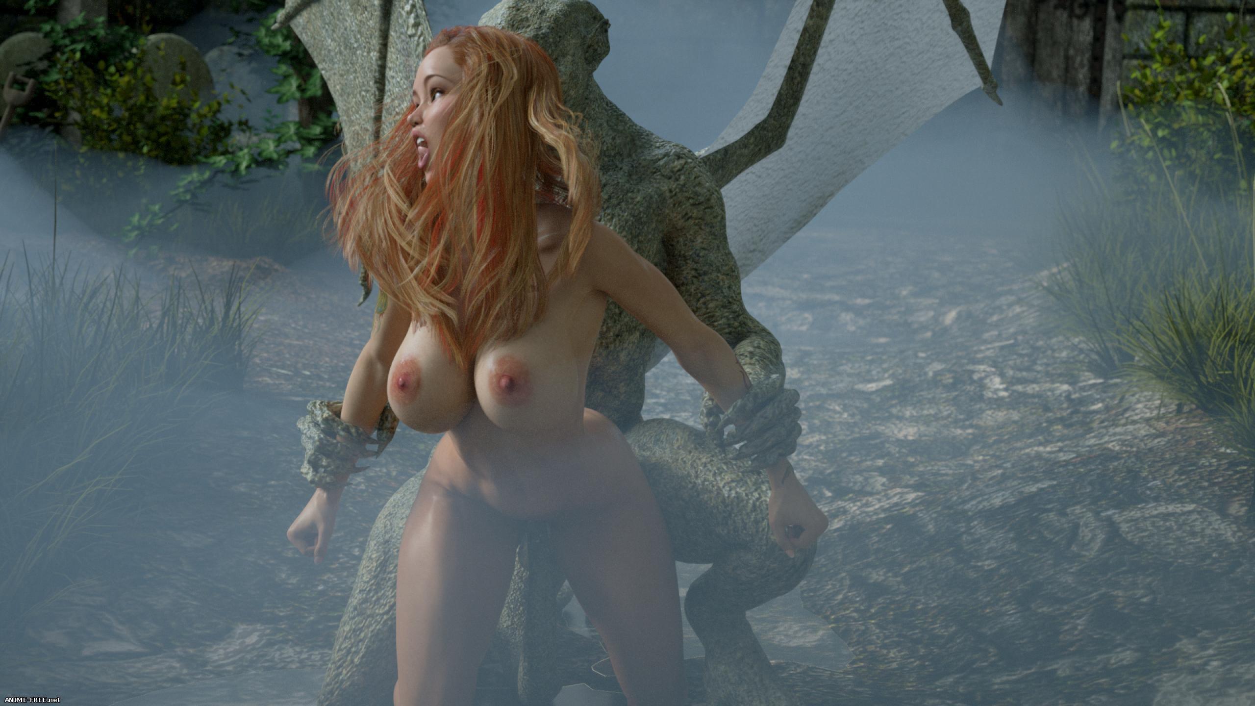 Affect3D SiteRip Part.3 / Сайтрип Affect3D Часть.3 [Uncen] [ENG] Porno Comics