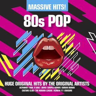 Massive Hits! 80s Pop (2012)