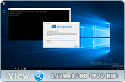 Microsoft Windows 10 Insider Preview Build 10.0.14931 (esd) (x86-x64) (2016) Rus