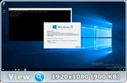 Microsoft Windows 10 Insider Preview Build 10.0.14931 (esd) (x86-x64) (2016) Rus