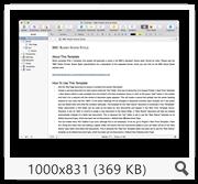 Scrivener 2.8.0 (2016) Eng