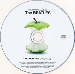 The Beatles - The Many Faces Of The Beatles [3CD] (2016)