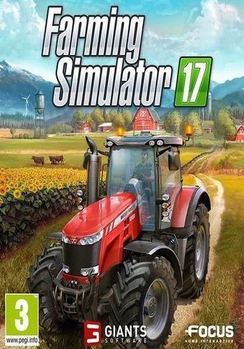 Farming Simulator 17 (RUS/ENG) [Repack]