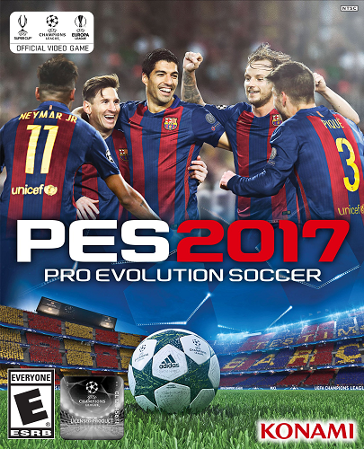 PES 2017 / Pro Evolution Soccer 2017 | PC | Лицензия