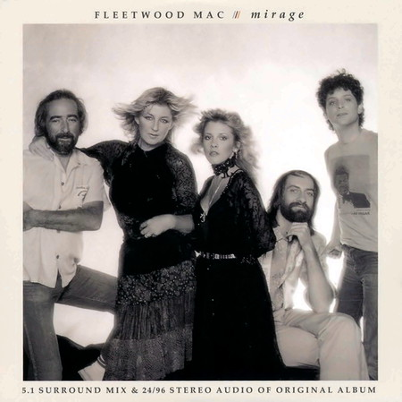 Fleetwood Mac - Mirage (1982) 2016 [DTS 5.1|44.1/16|image +.cue|Audio-DVD] <rock, soft rock, classic rock>