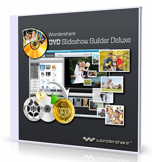 Wondershare DVD Slideshow Builder Deluxe 6.6.0.0 (x86-x64) (2016) Rus/Eng