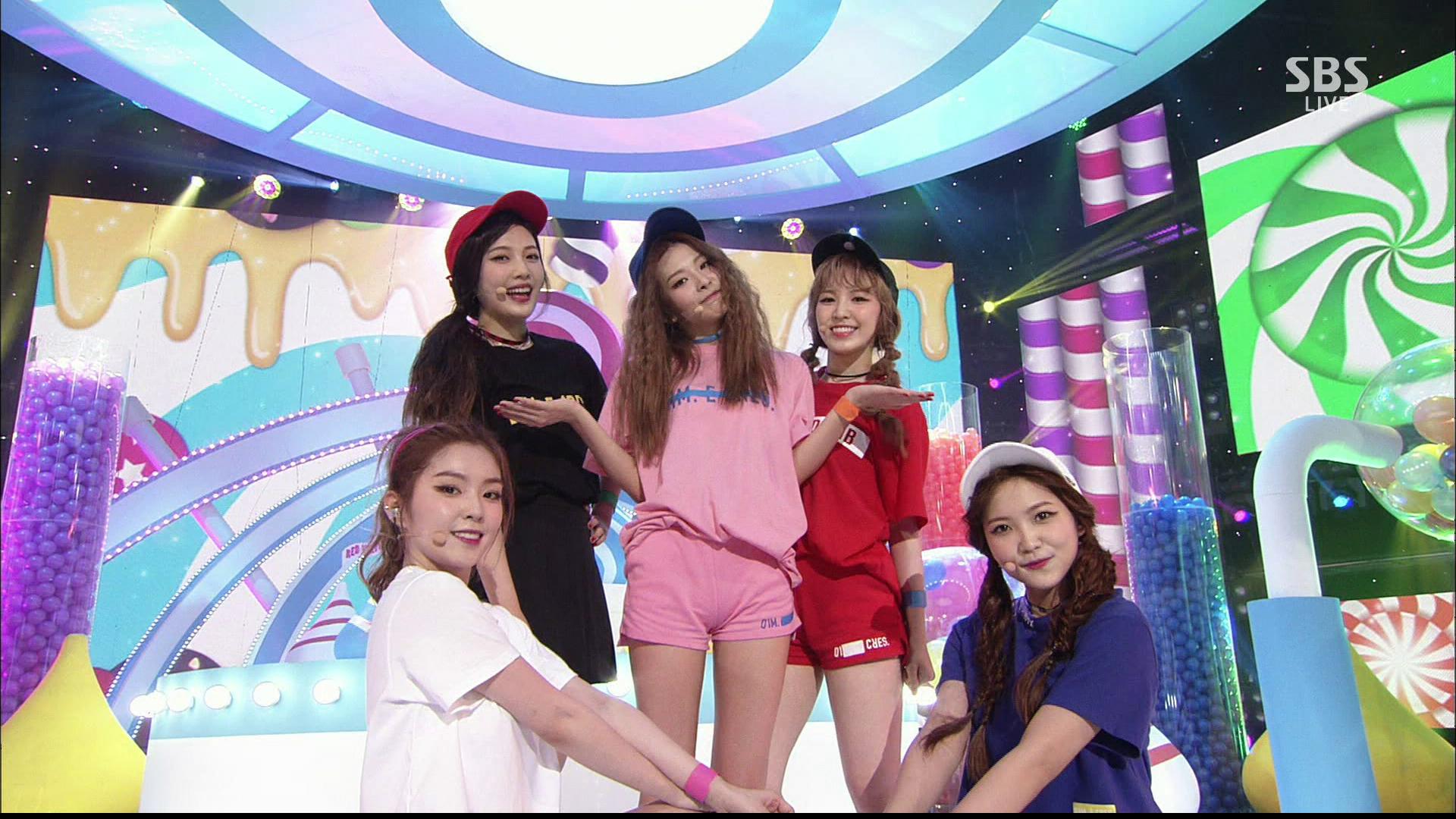 20161103.01.27 Red Velvet - Dumb Dumb (Inkigayo 2015.09.13 HDTV) (JPOP.ru).ts 1.jpg