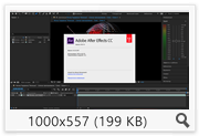 Adobe After Effects CC 2017 (14.0) (2016) Multi/Rus