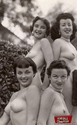 фото эротика 40-х годов