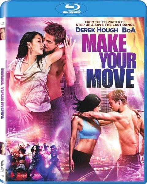 Сделай шаг: Лови момент / Make Your Move (Дуан Адлер / Duane Adler) [2013, США, Южная Корея, мелодрама, BDRip] Dub + Original Eng + subs (rus, eng)