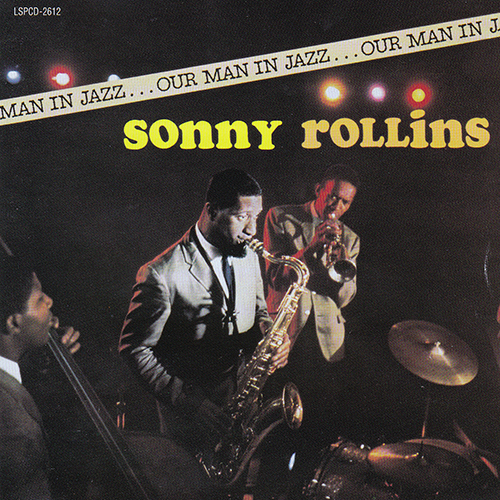 (Hard Bop) [CD] Sonny Rollins - Our Man In Jazz (1962) - 1995, FLAC (tracks+.cue), lossless