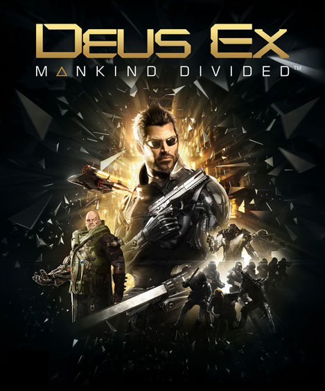 Deus Ex: Mankind Divided - Digital Deluxe Edition (2016) PC | RePack