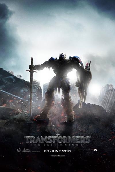 Трансформеры 5 / Transformers: The Last Knight (2017) WEBRip [H.264 / 1080p] [Трейлер]