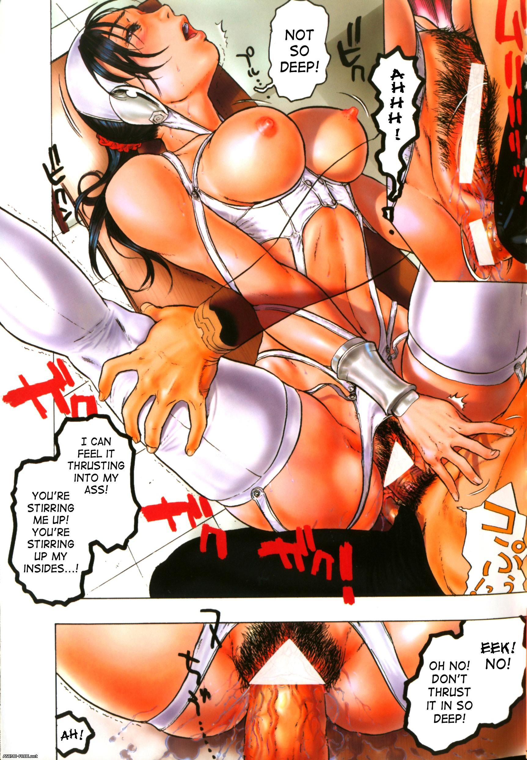 Beauty Hair - коллекция манги [Ptcen] [JAP,RUS,ENG] Manga Hentai
