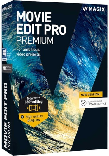 MAGIX Movie Edit Pro 2017 Premium 16.0.2.49 RePack by PooShock [Ru/En]
