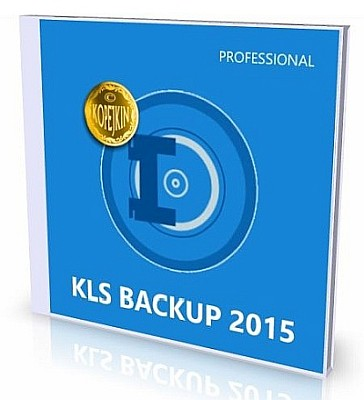 KLS Backup 2015 Professional 8.4.4.1 (x86-x64) (2017) Eng/Rus