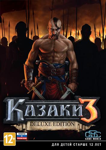 Казаки 3 / Cossacks 3 [Update 26 + 2 DLC] (2016) PC   Лицензия