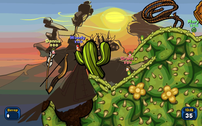 Worms 2010 на русском