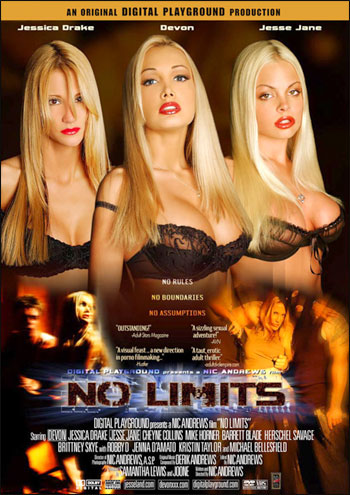 Digital Playground - Без предела / No Limits (2003) HDRip | Rus