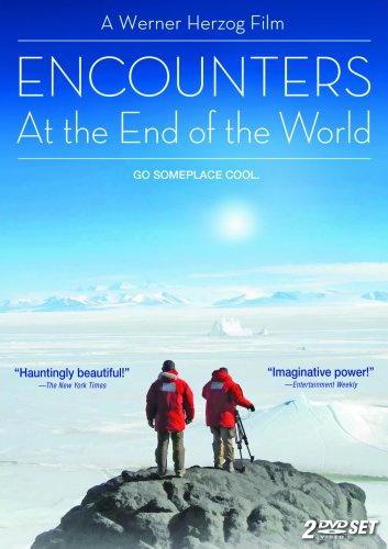 Встречи на краю света / Встречи на краю мира / Encounters at the End of the World (Вернер Херцог / Werner Herzog) [2007, США, документальный, DVD9 (Custom)] 2xVO + Original Eng + Sub rus, eng
