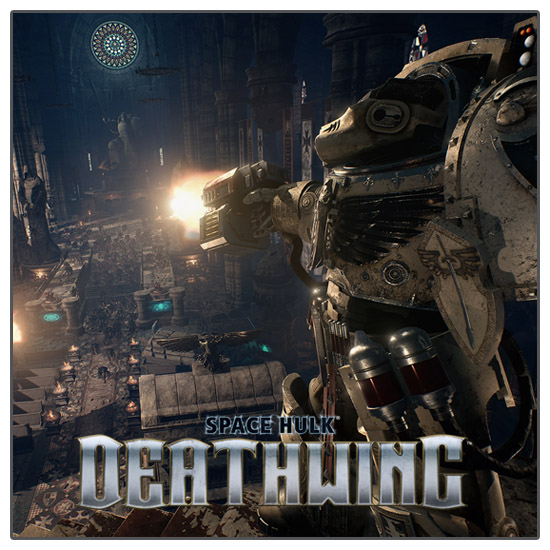 Space Hulk: Deathwing (2016) PC | RePack от xatab