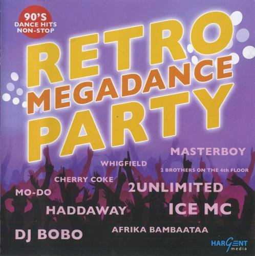 VA - Retro Megadance Party (2009) [FLAC|Lossless|tracks + .cue] <Eurodance, Europop>