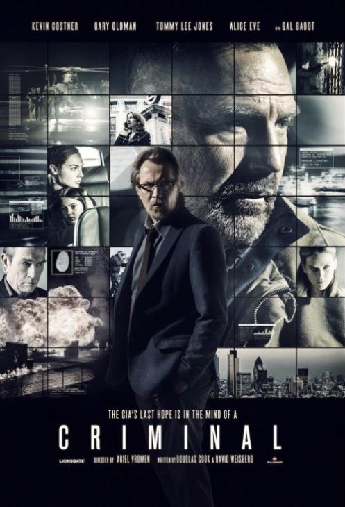 Umysł przestępcy / Criminal (2016)