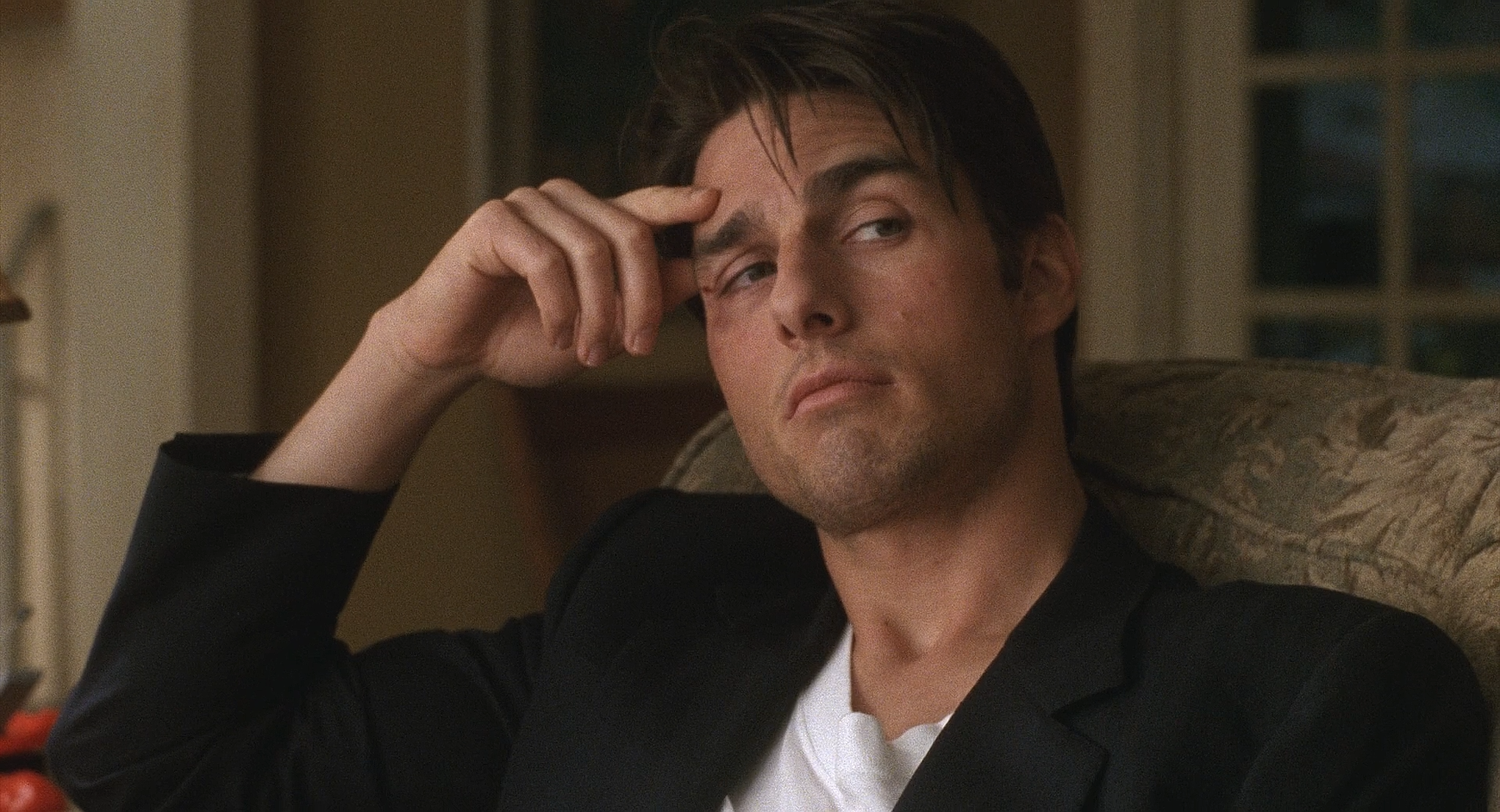 jerry maguire Quotes jerry maguire: what's up bob sugar: i came here to let you go jerry maguire: pardon bob sugar: i came here to fire you it's real, you should say something jerry maguire: in a crowded restaurant so i won't make a scene you ungrateful.