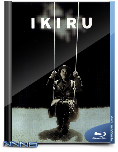 Жить / Ikiru (1952) BDRip 720p от NNNB | Criterion Collection | P