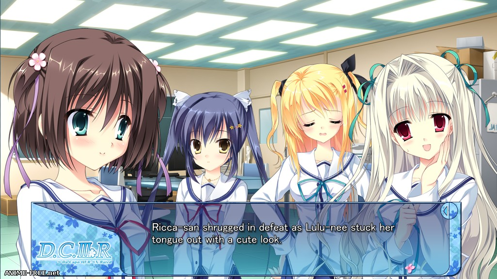 Da Capo 3 R X-Rated [2017] [Uncen] [VN] [ENG,JAP] H-Game
