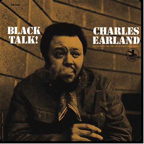 [TR24][OF] Charles Earland - Black Talk! (Reissue) - 1970/2014 (Soul-Jazz, Jazz-Funk)