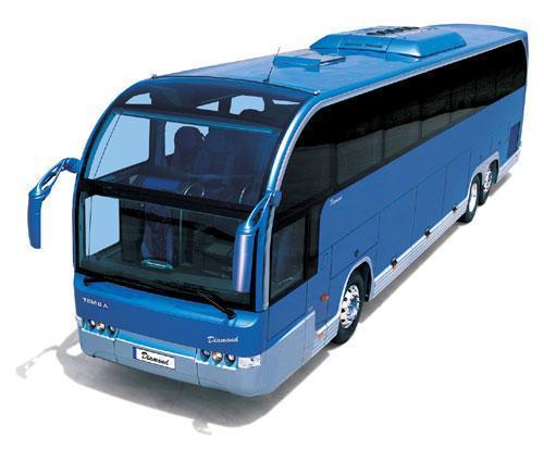 Автобусы King Long: особенности обслуживания и ремонта