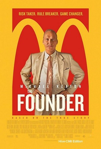 The Founder 2016 DVDScr XVID AC3 HQ Hive-CM8