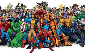 Конечная супергероя бой