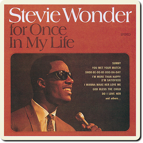 [TR24][OF] Stevie Wonder - For Once In My Life - 1968 / 2016 (Soul, R&B)
