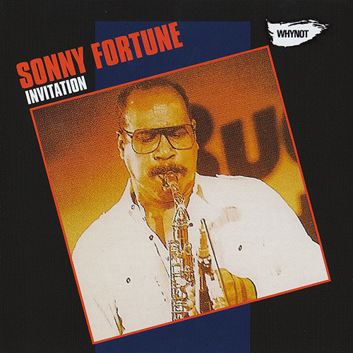 (Post-Bop) [CD] Sonny Fortune - Invitation (1987) - 2010, FLAC (tracks+.cue), lossless