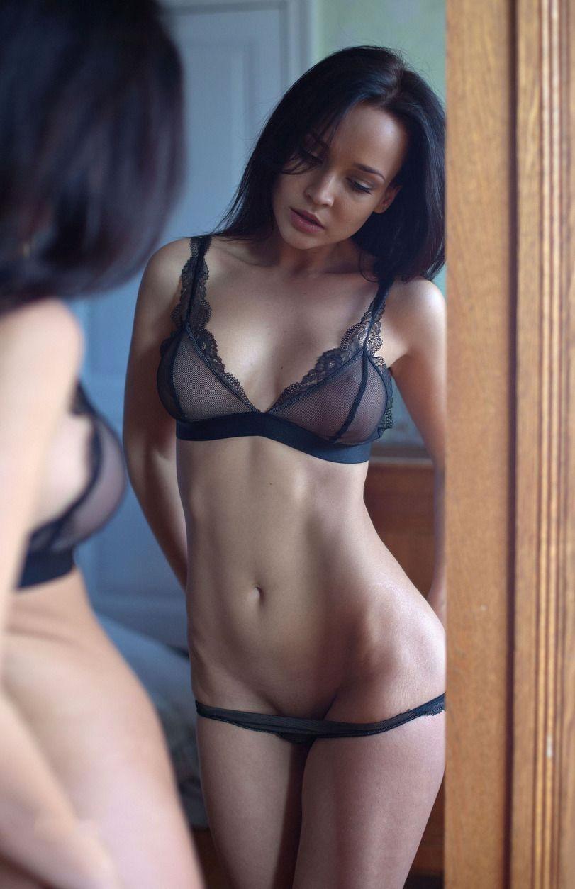 Прозрачное белье