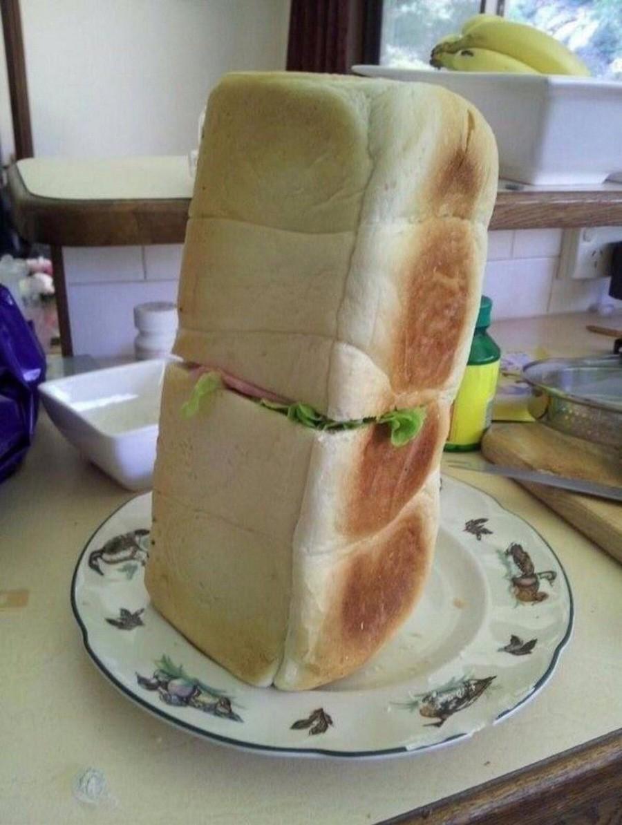 Неправильный сэндвич