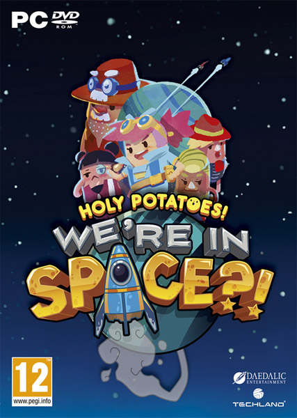 Holy Potatoes! We're in Space?! (2017) PC | Лицензия