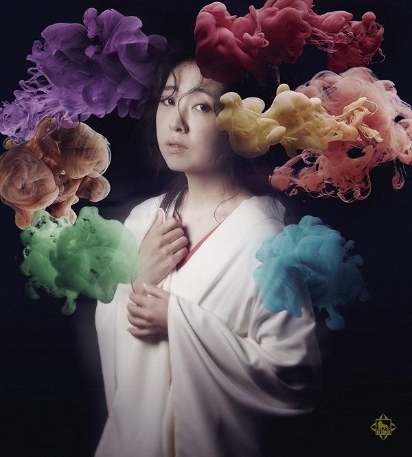 20170227.01.15 Megumi Hayashibara - Imawa no Shinigami cover.jpg