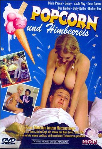 Хрустящая кукуруза и малиновое мороженое / Popcorn und Himbeereis (1978) DVDRip | Rus |