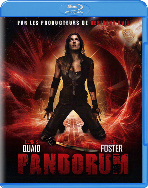 Пандорум / Pandorum (2009) HDRip-AVC | D | Open Matte
