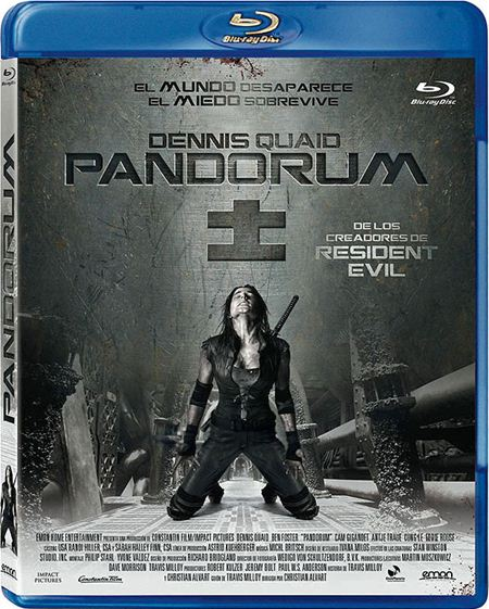 Пандорум / Pandorum (2009) HDRip от k.e.n & NNMClub | D | Open Matte