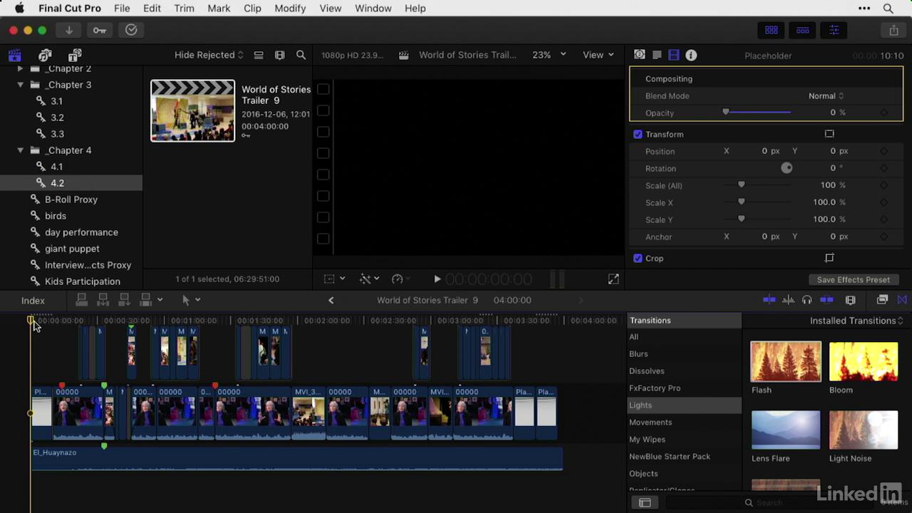 Final Cut Pro 7 скачать Mac